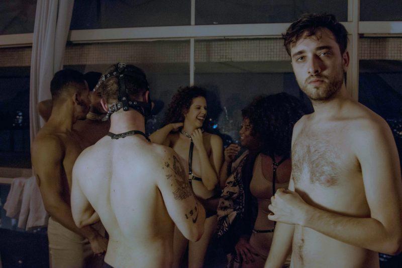 Pornceptual Sex Party in Berlin